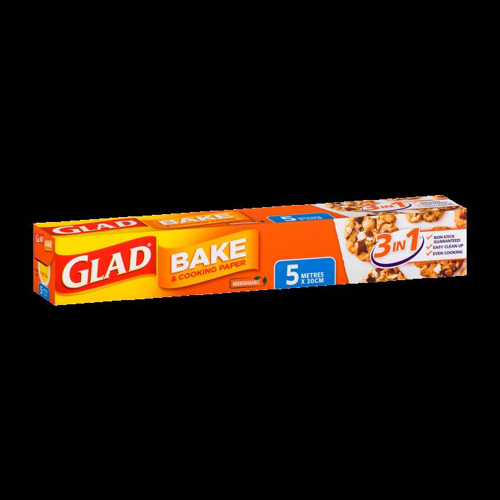 Glad Bake & Cooking® Paper 5m