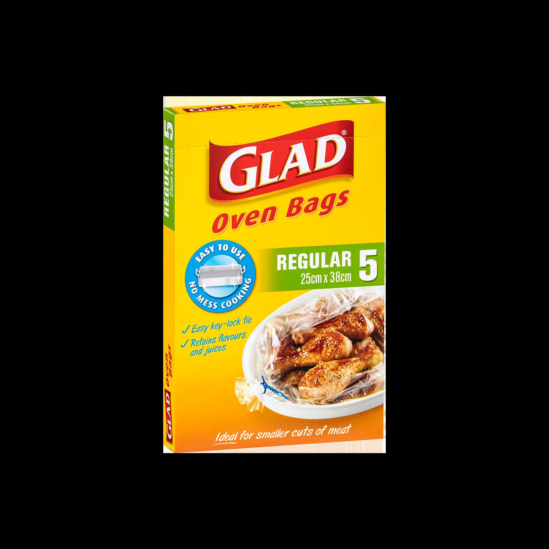 Glad® Oven Bags Regular 5pk