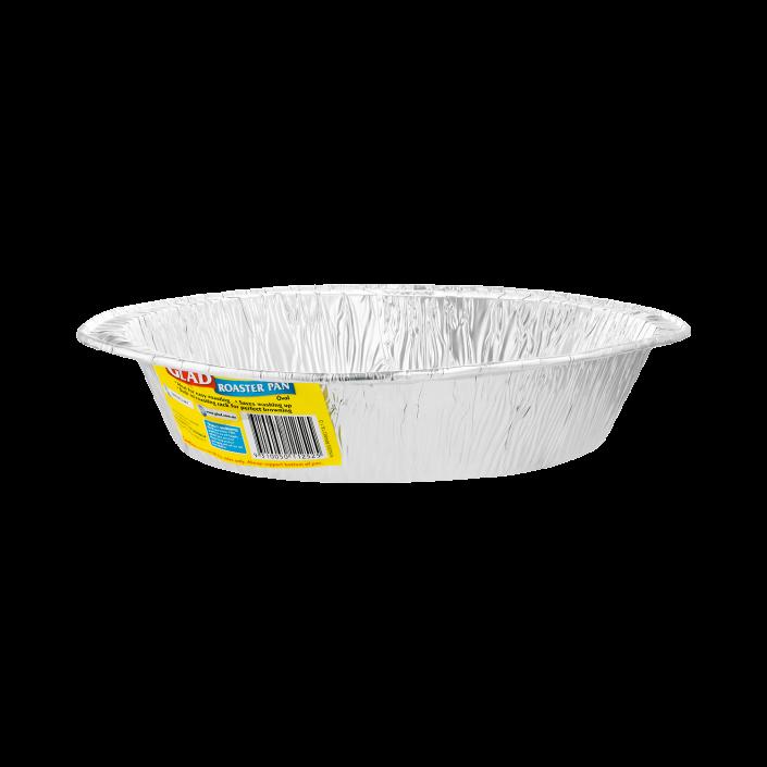 Glad® Roaster Pan Oval