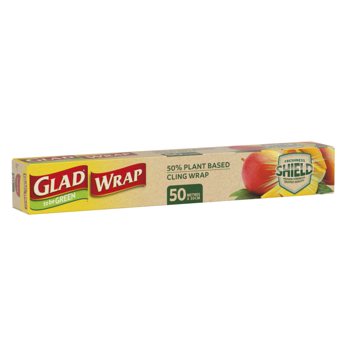 Glad to be Green® Plant Based Cling Wrap 50m